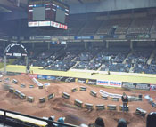 Arenacross Track Becks Tech