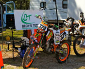 Becks Tech Team BTR graphics